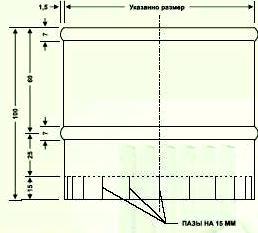 Вентиляционные УФ-секции обеззараживания воздуха серии ОДВ-В.